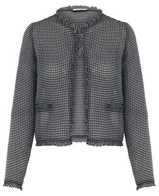 Edmea cotton blend light jacket IBLUES