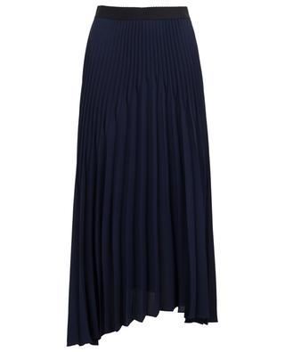 Dono asymmetrical pleated skirt IBLUES