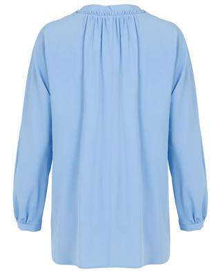 Palpito silk blend blouse IBLUES