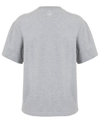 T-shirt en coton Serial Lover GOLDEN GOOSE