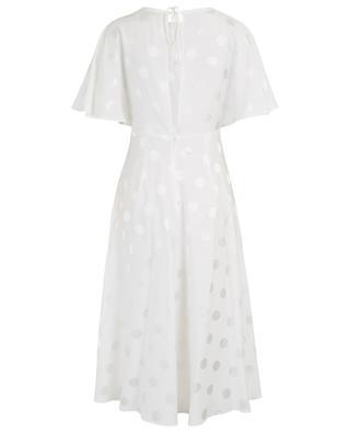 Giovane polka dot midi dress IBLUES
