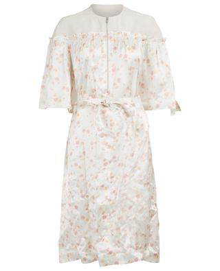 Robe longue fleurie Kendra GOLDEN GOOSE
