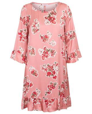 Vargas viscose floral printed dress IBLUES