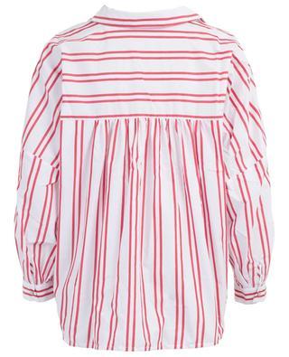 Chemise rayée en coton Cablo IBLUES