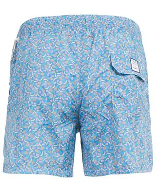 Madeira fruit print swin shorts FEDELI