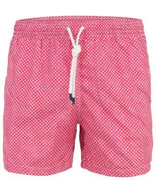Madeira polka dot print swim shorts FEDELI