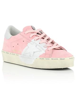 Sneakers aus Leder Hi Star GOLDEN GOOSE