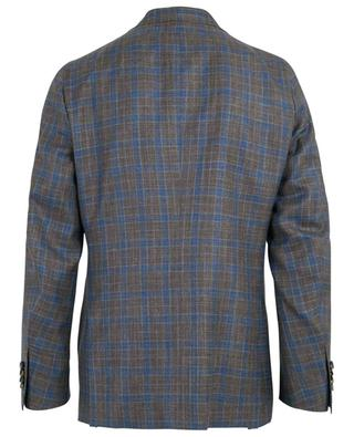 Wool, silk and linen blend blazer ISAIA