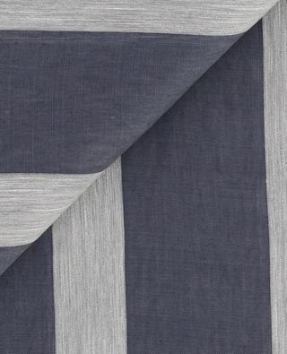 Transparenter Schal mit Streifen FABIANA FILIPPI
