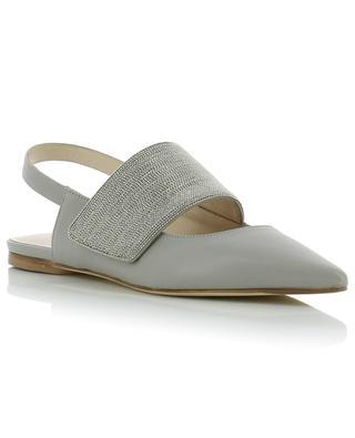 Sandales plates en cuir FABIANA FILIPPI