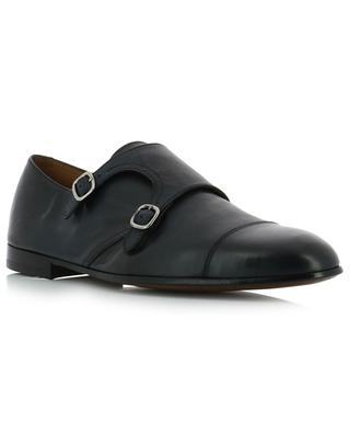 Chetta leather monk strap shoes DOUCAL'S SRL