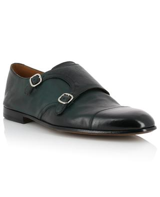 Chetta leather monk strap shoes DOUCAL'S