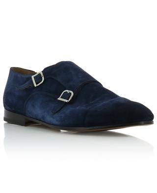 Chaussures à double boucle en daim Light Point DOUCAL'S SRL