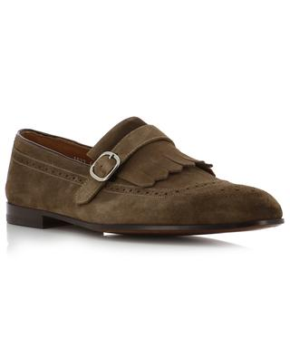 Light Point fringed suede loafers DOUCAL'S SRL