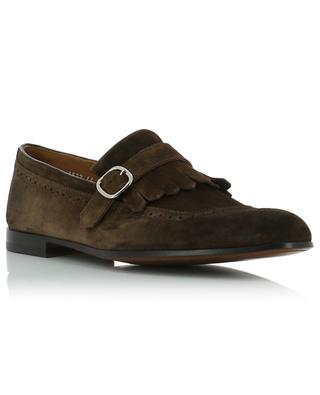 Light Point fringed suede loafers DOUCAL'S