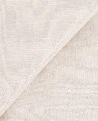 Leichter Schal aus Leinen und Lurex FABIANA FILIPPI