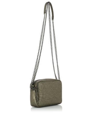 Schultertasche aus Metallic-Leder Nora FABIANA FILIPPI
