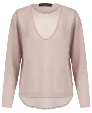 Cashmere and silk jumper FABIANA FILIPPI