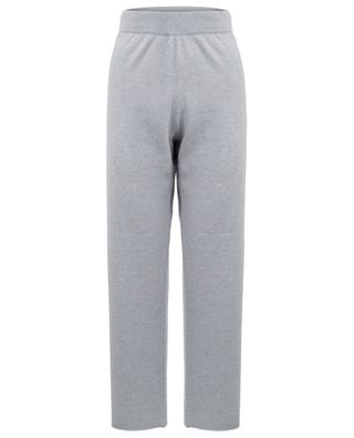 Cashmere knit jogging trousers FABIANA FILIPPI