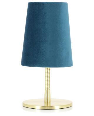 Goldene flexible Lampe Dandy EDGAR