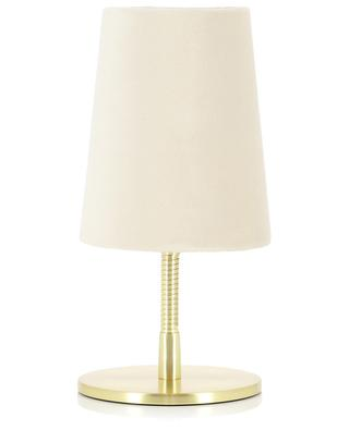 Goldene flexible Lampe Dandy EDGAR