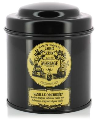 Vanille Orchidée red rooibos tea MARIAGE FRERES