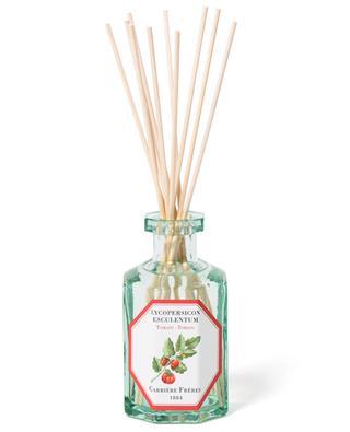Lycopersicon Esculentum Tomatoe fragrance diffuser CARRIERE FRERES