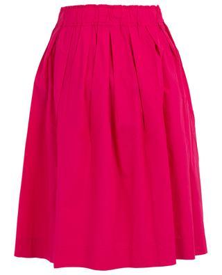 A-line poplin skirt PRINCESS
