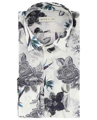 Floral long-sleeved shirt ETRO