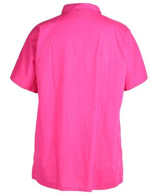 Short-sleeved poplin shirt ARTIGIANO