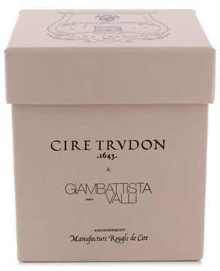 Rose Poivrée scented candle CIRE TRUDON