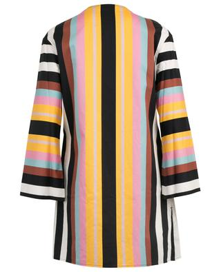 Striped beach tunic TORY BURCH
