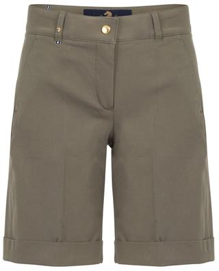 Shorts aus Baumwollstretch Lara PAMELA HENSON