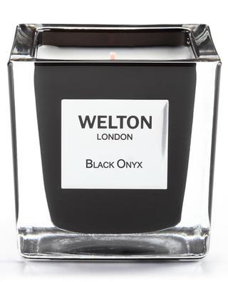 Bougie parfumée Black Onyx 170 g WELTON LONDON