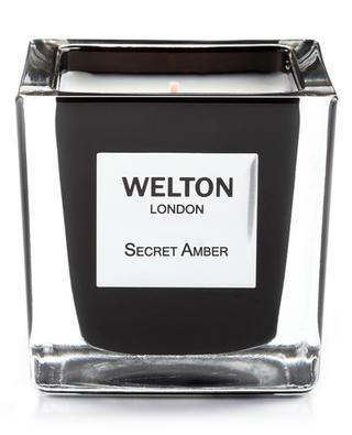 Secret Amber scented candle - Small WELTON LONDON