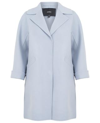 Bollene oversize wool coat ARMA