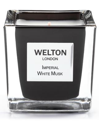 Bougie parfumée Imperial White Musk - 170 g WELTON LONDON