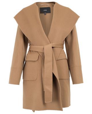 Manteau à capuche en laine Sonia ARMA