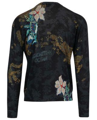 Paisley Island fine printed jumper ETRO