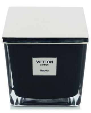 Metalldeckel für Duftkerze - Large WELTON LONDON