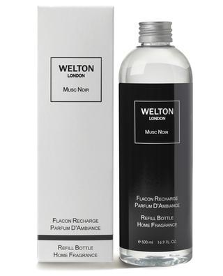 Musc Noir diffuser refill WELTON LONDON