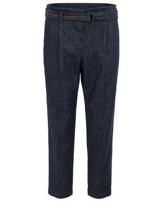 Pantalon en denim léger Informal Sartorial BRUNELLO CUCINELLI