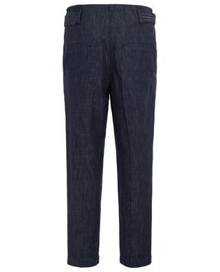 Informal Sartorial lightweight denim trousers BRUNELLO CUCINELLI