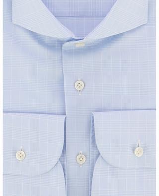 Kariertes Hemd aus Baumwolle Antwerp ARTIGIANO