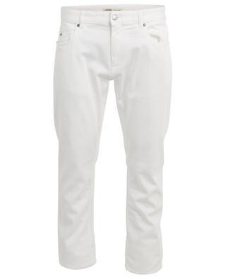 Hose aus Baumwoll- und Seidenmix MAURIZIO BALDASSARI