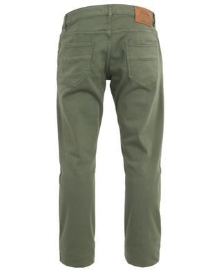 Cotton and silk blend trousers MAURIZIO BALDASSARI
