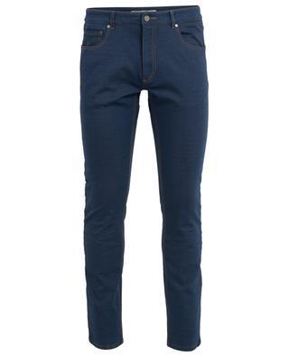 Stretchy cotton trousers MAURIZIO BALDASSARI