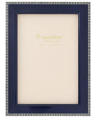 Cadre photo en bois laqué Anniversario NATALINI