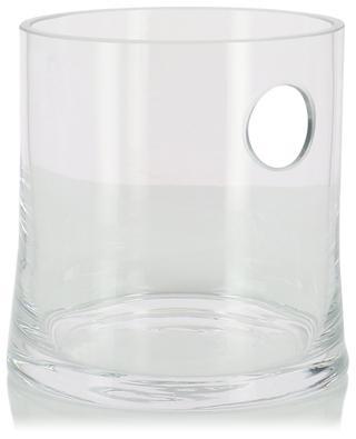 Gin mouthblown glass ice bucket LSA