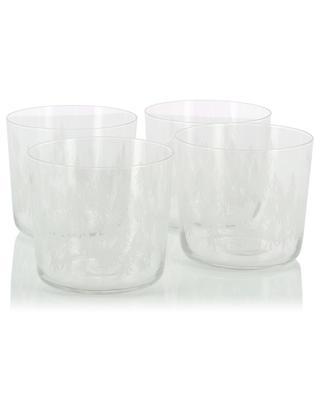 Set aus 4 Gläsern Fir LSA